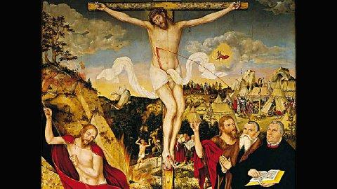 Das protestantische Bild – Luther und Cranach