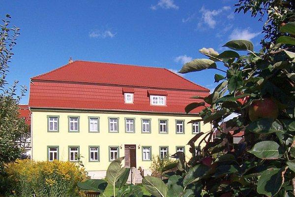 Pfarrhaus Kirchhasel