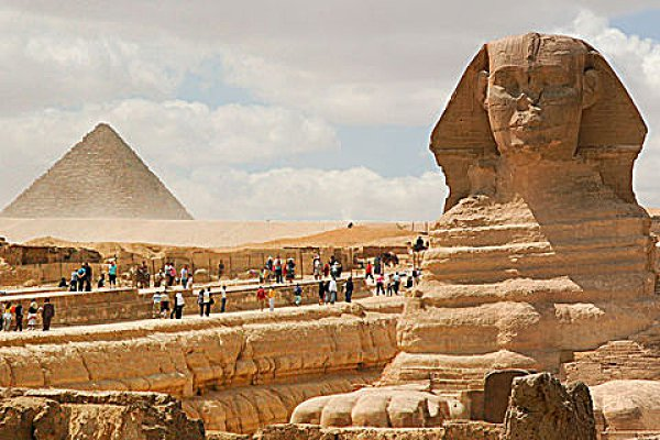 Sphinx von Gizeh