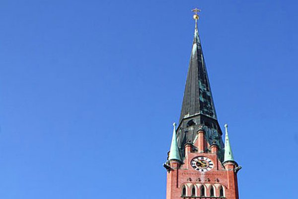 Kirchturm Brüderkirche Altenburg