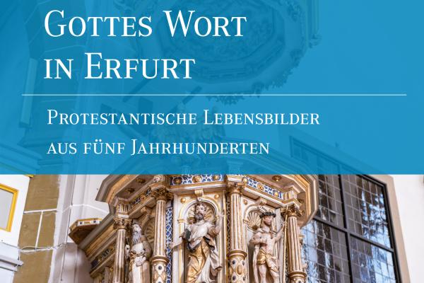 Gottes Wort in Erfurt (Buchvover)