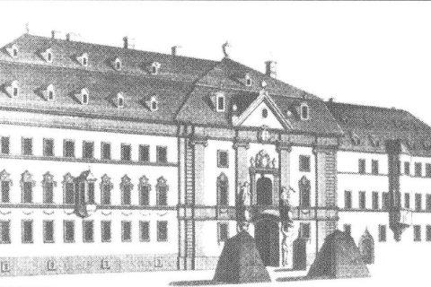 Kurmainzische Statthalterei Erfurt