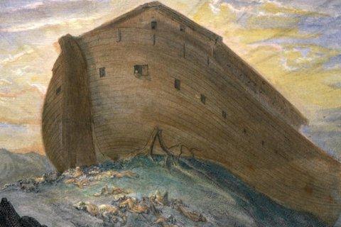 Gustave Doré: Arche Noah