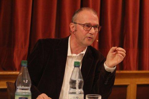 Dr. Andreas Fincke im Gespräch