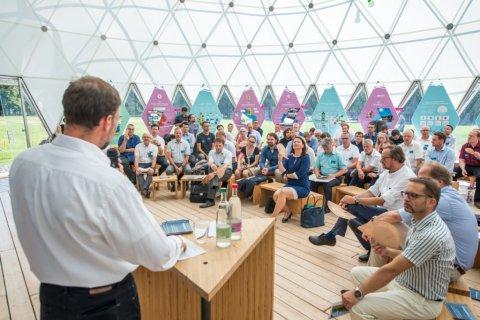Kick-Off Klimapavillon 2019