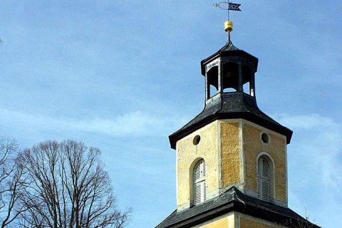 Kirchturm Mittelpöllnitz