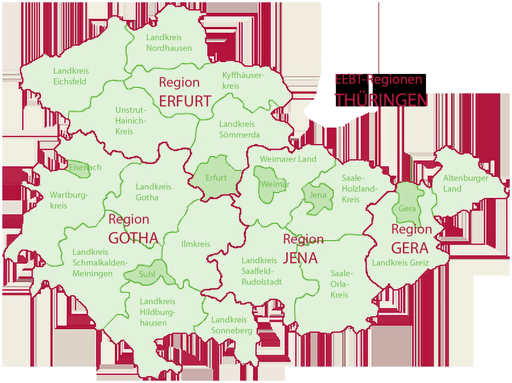 EEBT-Regionenkarte GROSS