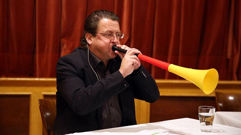 AfD Vuvuzela