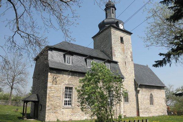 Kirche Haufeld