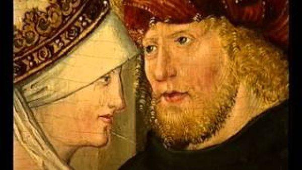 Ludwig IV. und Elisabeth von Thüringen