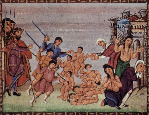 Kindesmord zu Bethlehem